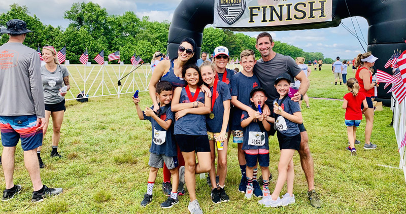 Syncon sponsors The Run to Remember 5K