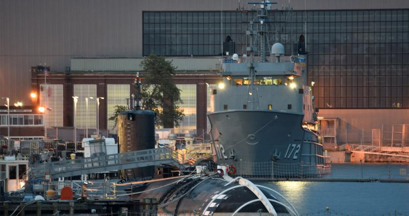 Awarded $2.27M contract for Norfolk Naval Station Portsmouth